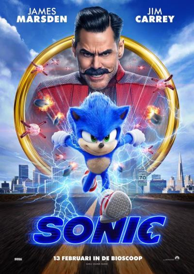 Sonic (NL) (125 screens)
