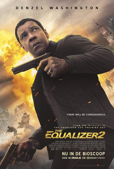 The Equalizer 2 (98 screens)