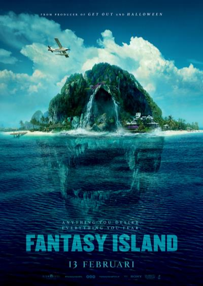 Blumhouse's Fantasy Island (77 screens)