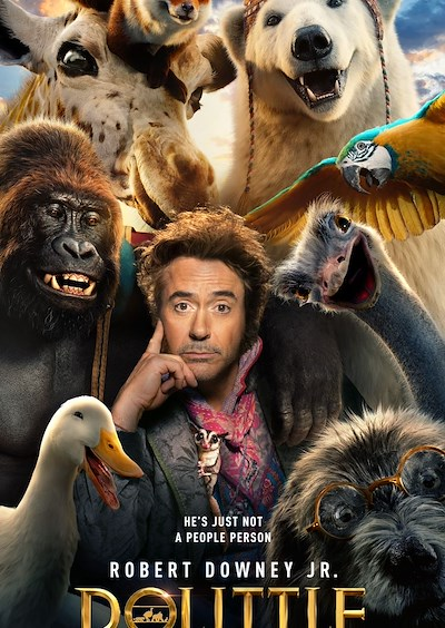 Dolittle (NL) (129 screens)