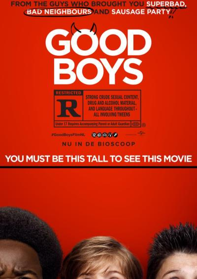 Good Boys (82 screens)