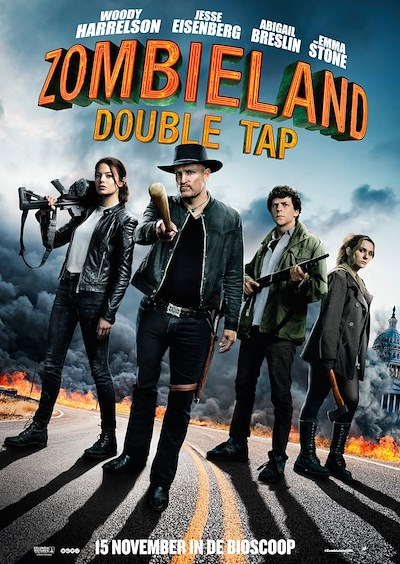 Zombieland: Double Tap (67 screens)
