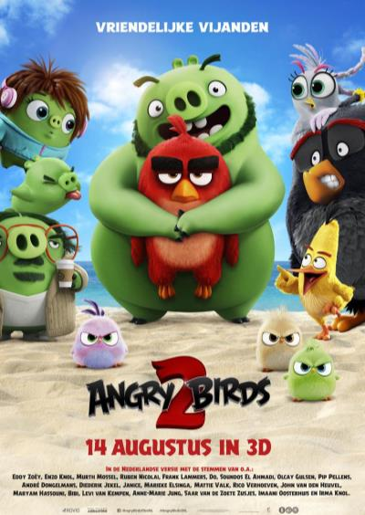 Angry Birds 2 (NL) (136 screens)