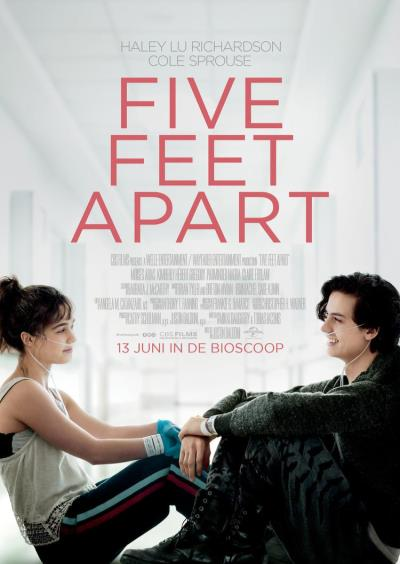 Five Feet Apart (62 screens)
