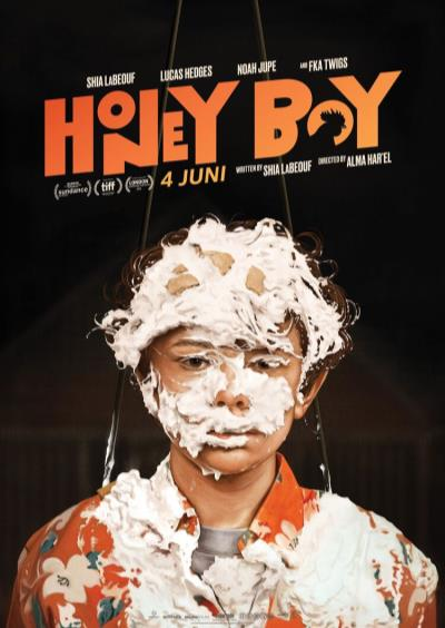 Honey Boy (30 screens)