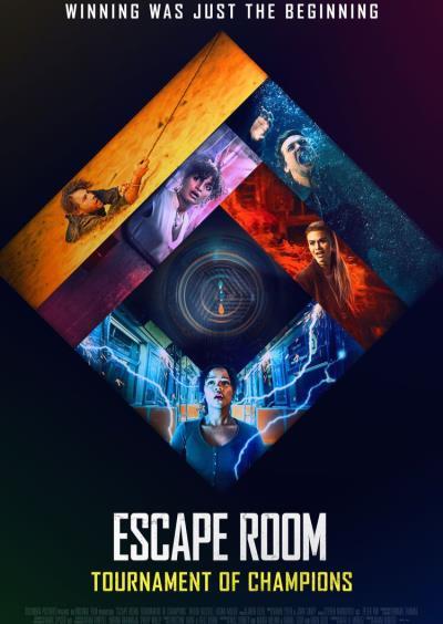 Escape Room: Tournament of Champions (55 screens)