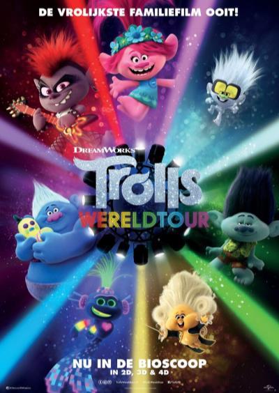 Trolls World Tour (65 screens)
