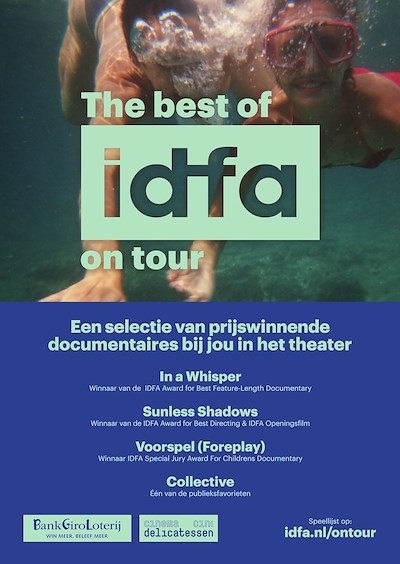The Best of IDFA on Tour 2019 – 2020 (22 screens)