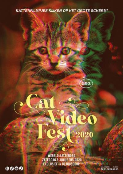 CatVideoFest 2020 (52 screens)