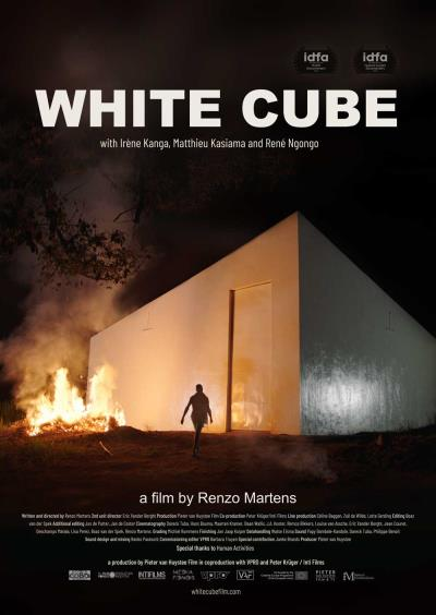 White Cube (23 screens)