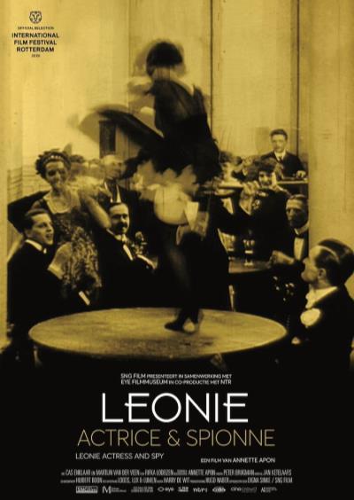 Leonie actrice en spionne (14 screens)