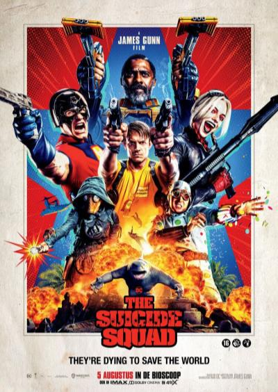 The Suicide Squad (131 screens)