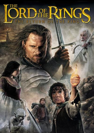 The Lord of the Rings: The Return of the King (Extended) (94 screens)