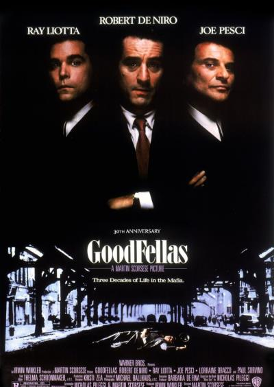 Goodfellas (30th Anniversary) (89 screens)