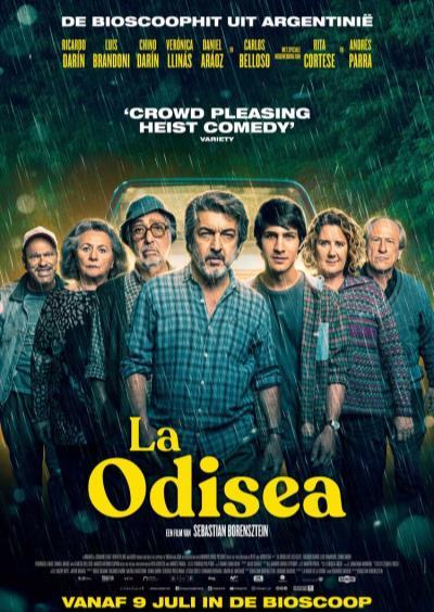 La Odisea (24 screens)