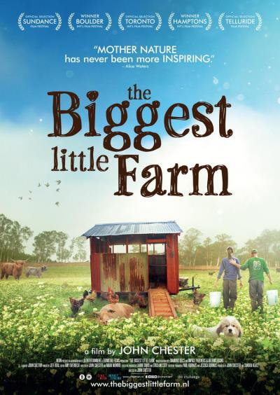 The Biggest Little Farm (63 screens)
