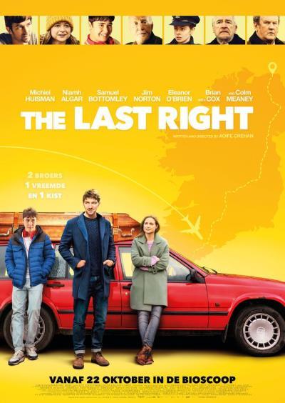 The Last Right (33 screens)