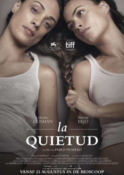 La quietud (18 screens)
