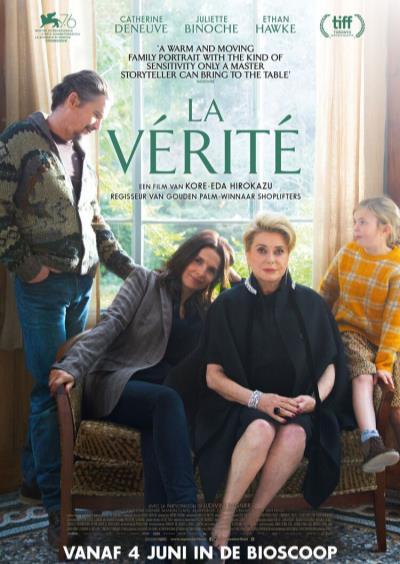 La Vérité (47 screens)