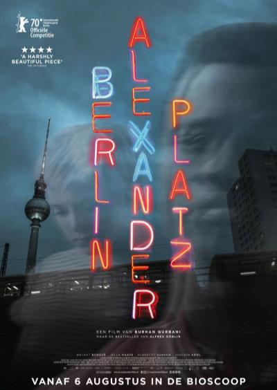 Berlin Alexanderplatz (32 screens)