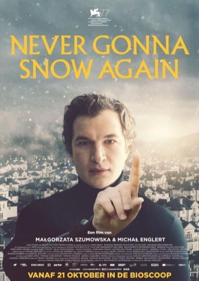 Never Gonna Snow Again (16 screens)