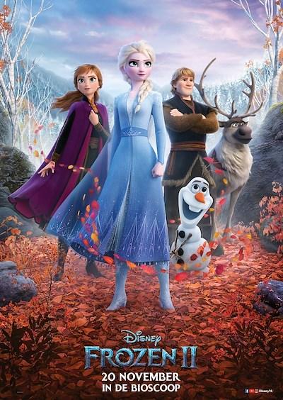 Frozen 2 (NL) (147 screens)