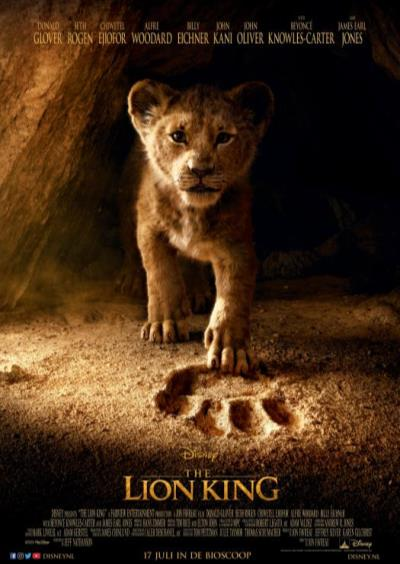 The Lion King (OV) (152 screens)