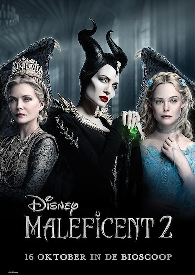 Maleficent 2 (120 screens)