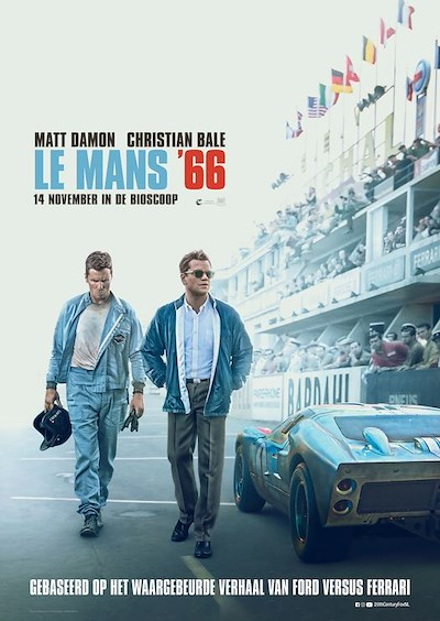 Le Mans '66 (78 screens)