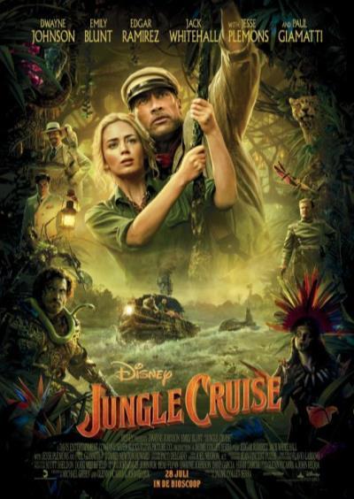 Jungle Cruise (119 screens)
