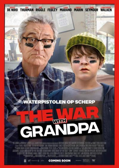 The War With Grandpa (89 screens)