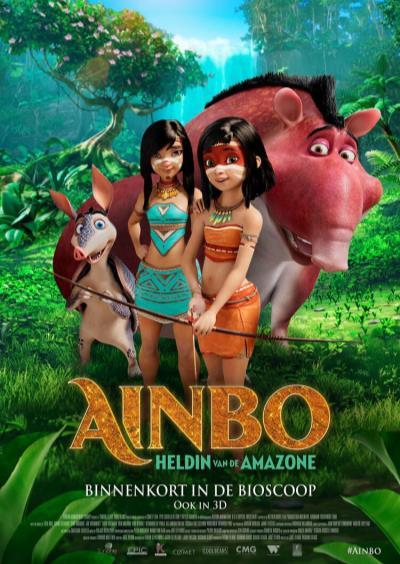 Ainbo: Heldin van de Amazone (112 screens)