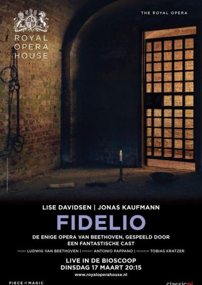 Royal Opera House: Fidelio (55 screens)
