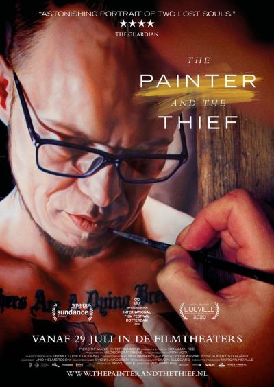 The Painter and the Thief (33 screens)