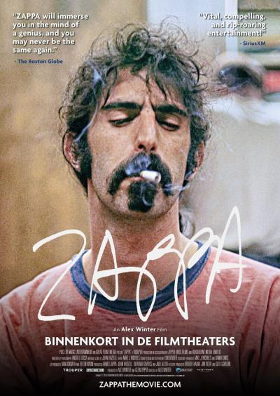 Zappa (57 screens)