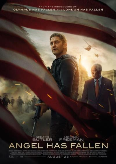 Angel Has Fallen (117 screens)