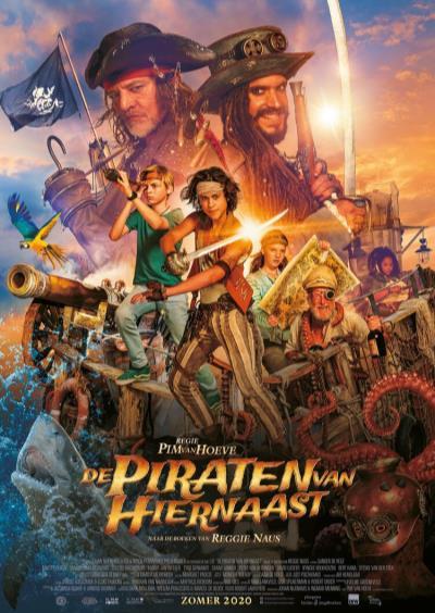 De Piraten van Hiernaast (125 screens)
