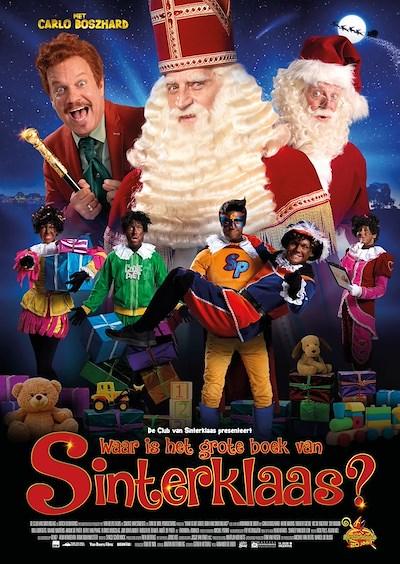 Waar is het grote Boek van Sinterklaas? (110 screens)