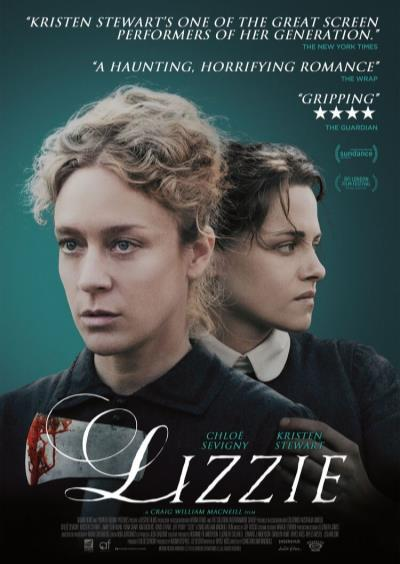 Lizzie (17 screens)