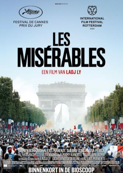 Les Misérables (58 screens)