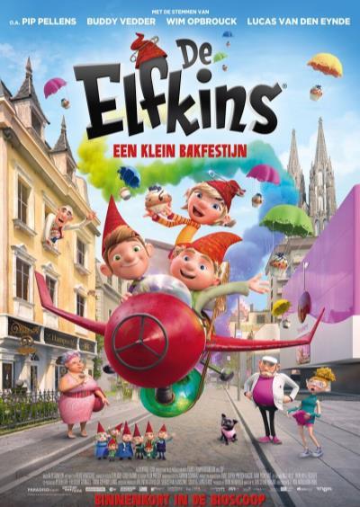 De Elfkins - Een klein bakfestijn (92 screens)