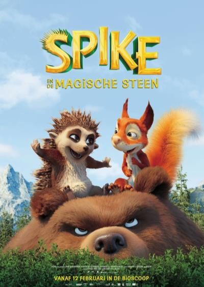 Spike en de Magische Steen (104 screens)