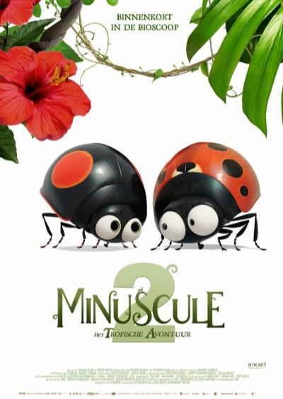 Minuscule 2, het tropisch avontuur (37 screens)