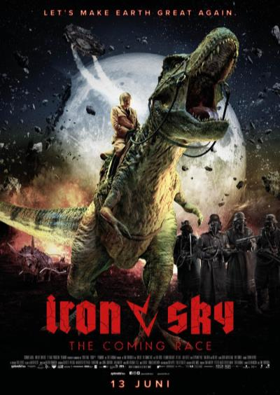 Iron Sky: The Coming Race (17 screens)