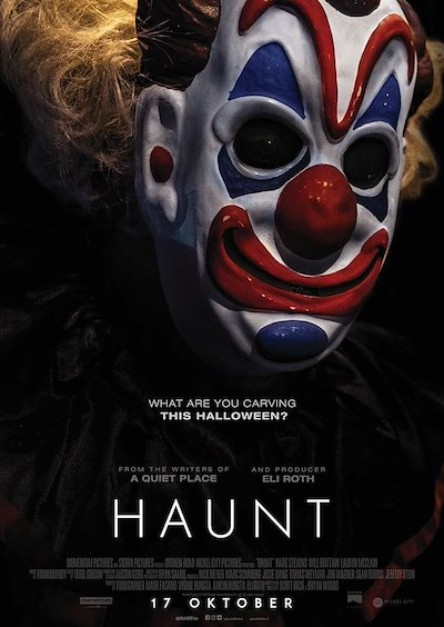 Haunt (69 screens)