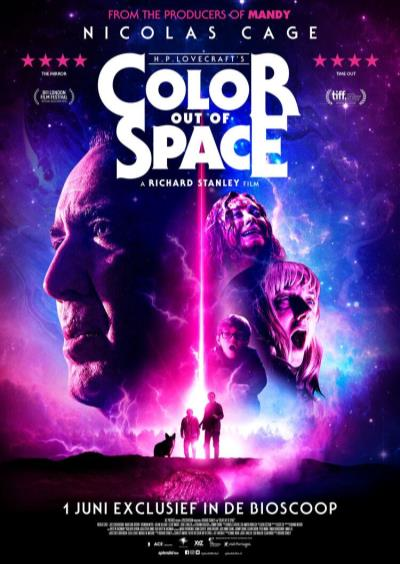 Color Out of Space (43 screens)