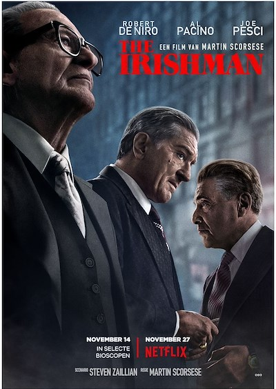 The Irishman (46 screens)