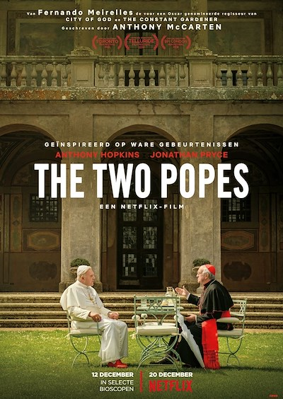 The Two Popes (27 screens)