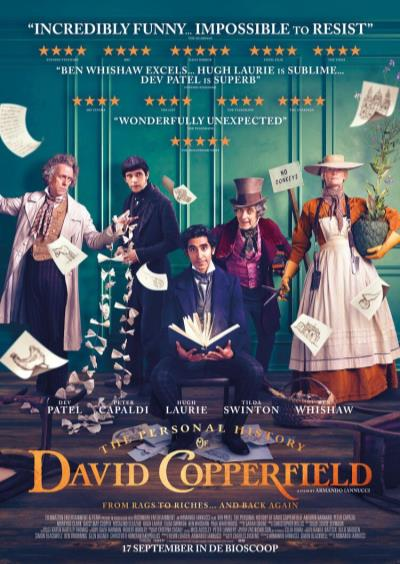 The Personal History of David Copperfield (59 screens)