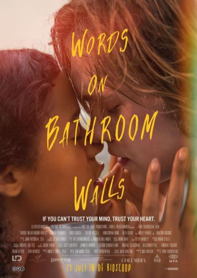 Words on Bathroom Walls (44 screens)